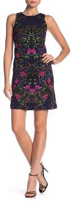 Rachel Roy Floral Print Shift Dress