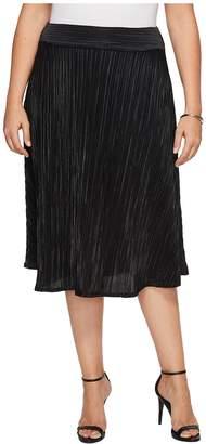 Kiyonna A Crinkle In Time Skirt Women's Skirt