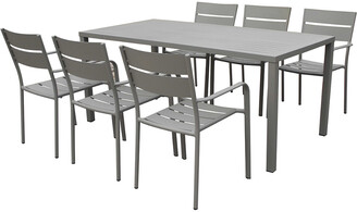 Pangea Home Set Of 6 Miami Dining Chairs