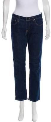 Victoria Beckham Mid-Rise Jeans