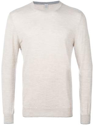Eleventy roll neck sweatshirt