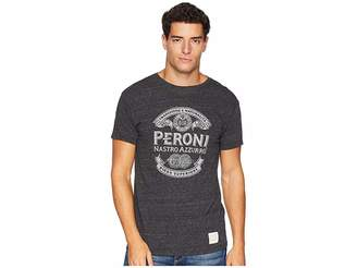 Original Retro Brand The Peroni Short Sleeve Vintage Tri-Blend Tee