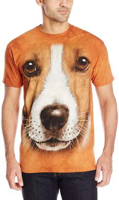 The Mountain Big Face Jack Russell Terrier T-Shirt