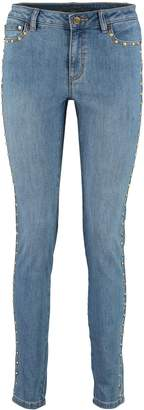 Michael Kors Selma Studde Skinny Jeans