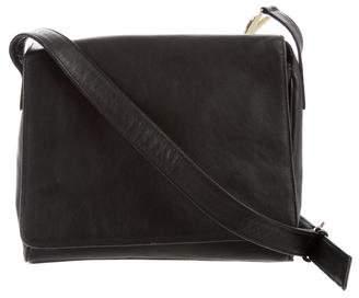 Paloma Picasso Leather Shoulder Bag