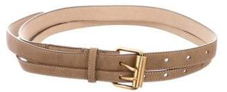 Stella McCartney Vegan Buckle Belt