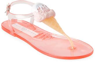 Katy Perry Sundae Flat Sandals