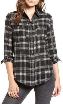 LIRA Birmingham Plaid Shirt