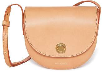 Mansur Gavriel Vegetable Tanned Mini Saddle Bag