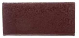 Longchamp Leather Bifold Wallet