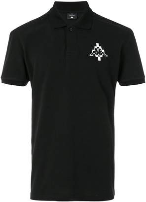 Marcelo Burlon County of Milan Kappa polo shirt