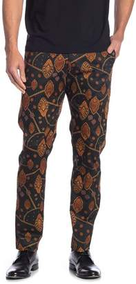 Scotch & Soda Mott Patterned Super Slim Fit Chino Pants
