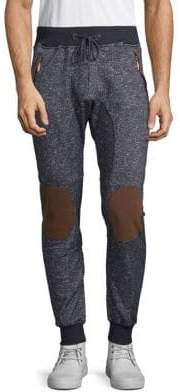 Knee-Patched Jogger