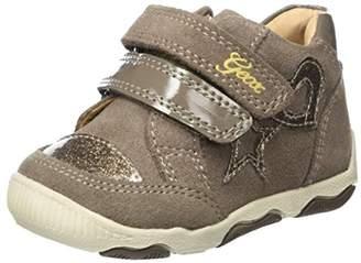 Geox Girl's B N.BALU' G. C First Walker Shoes,19 EU/