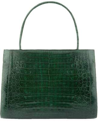Nancy Gonzalez Medium Crocodile Wallis Tote