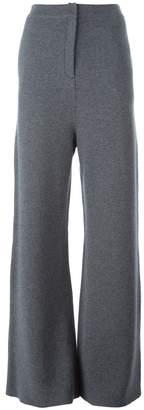 Stella McCartney knitted palazzo pants