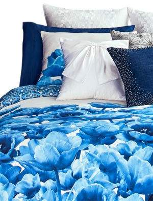 Ted Baker Print Sateen Full Comforter Set