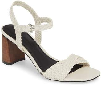 Sigerson Morrison Darby Woven Sandal