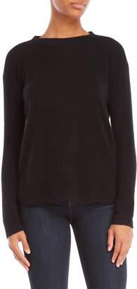 Bardot Vertical Design Cashmere Neck Sweater