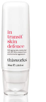 This Works In Transit Skin Defence SPF 45, 1.4 oz. / 40 ml
