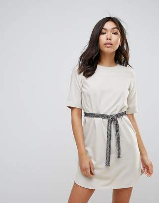 Vero Moda Belted Shift Dress