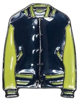 Banana Republic BR x Kevin Love | Enamel Varsity Jacket Pin