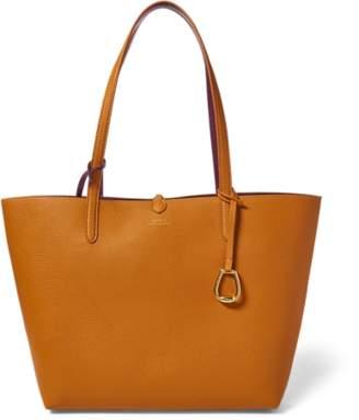 Ralph Lauren Reversible Faux-Leather Tote