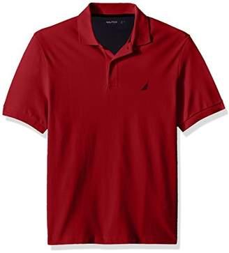 Nautica Men's Classic Short Sleeve Deck Polo Shirt