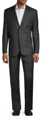 Versace Classic Textured Wool Suit