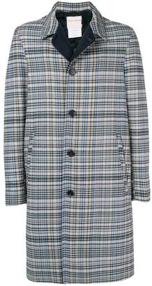 Stephan Schneider Weave checked coat