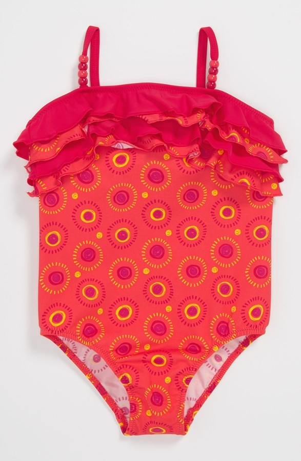 Tea Collection One Piece Swimsuit (Little Girls & Big Girls)