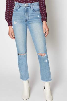 Joie Weslyn Distressed Jeans