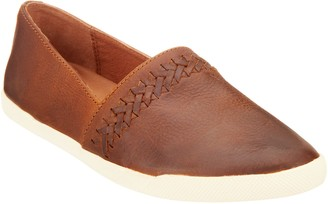 Frye & Co. & co. Leather Slip-on Shoes - Cody