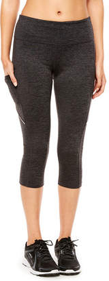 Xersion Knit Workout Capris - Tall