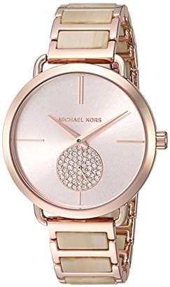 Michael Kors Women's Quartz Stainless Steel Casual Watch