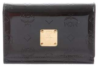 MCM Patent Leather Wallet