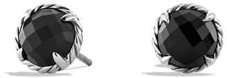 David Yurman Châtelaine Earrings with Black Onyx