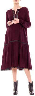 Imanimo Tina Long Sleeve Dress