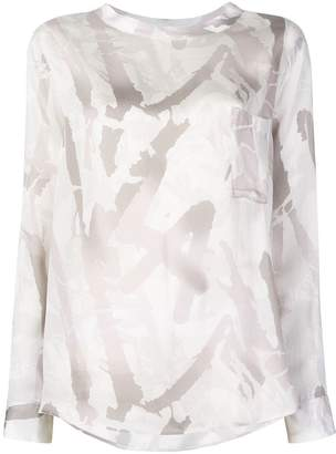 Lorena Antoniazzi printed shirt
