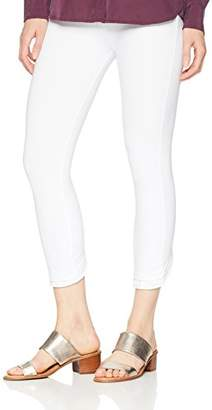 92012898c0e53e at Amazon.com · Lysse Women's Ruffle Cotton Crop Legging