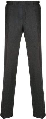 Canali smart slim fit trousers