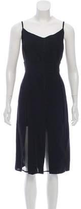 Jason Wu 2016 Wool Midi Dress