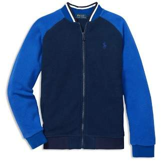 Ralph Lauren Boys' Fleece Jacket - Big Kid
