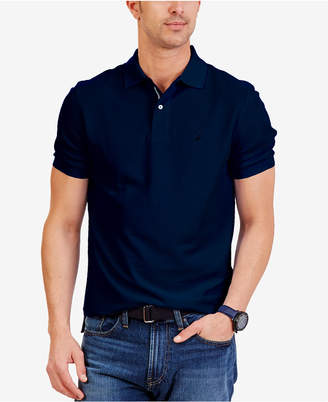 Nautica Men Classic Fit Performance Deck Polo Shirt
