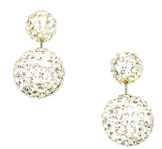 Eye Candy Los Angeles Eye Candy La Crystal Ball Earring