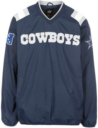 Men's Dallas Cowboys Pullover Wind Jacket