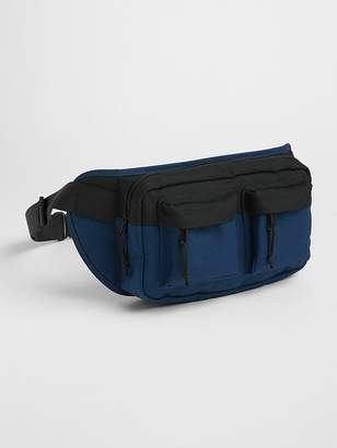 Gap Double-Pocket Sling Bag