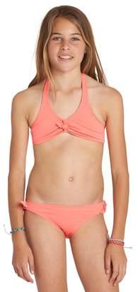 Billabong Sol Searcher Two-Piece Halter Swimsuit