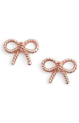 Olivia Burton Vintage Bow Stud Earrings