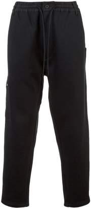 Y-3 Binding cargo pants